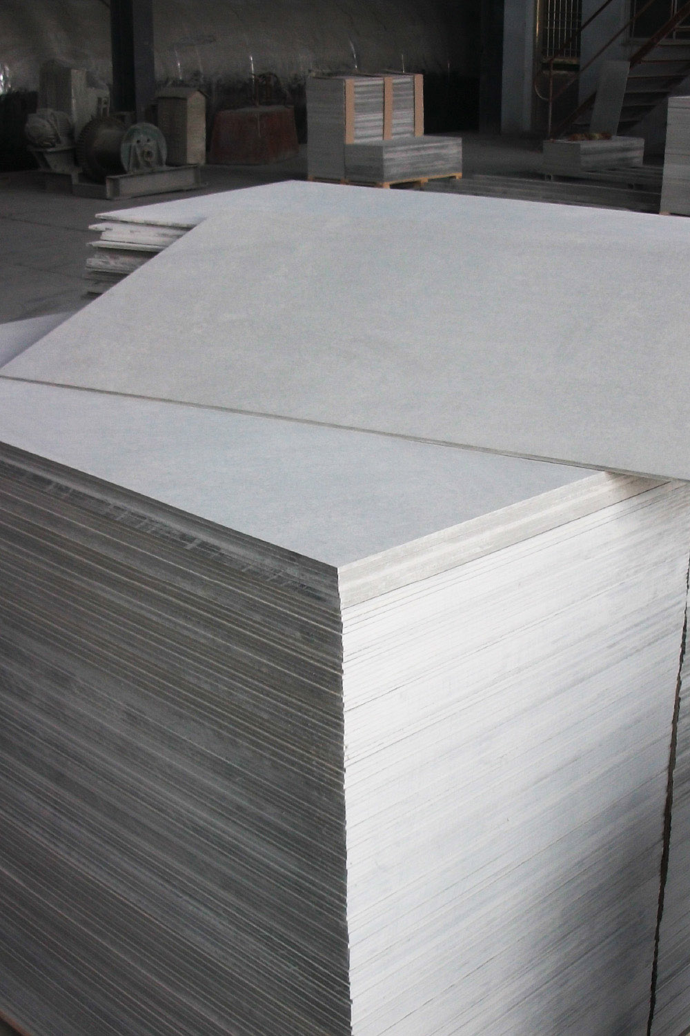WPC and FIBER CEMENT BOARD